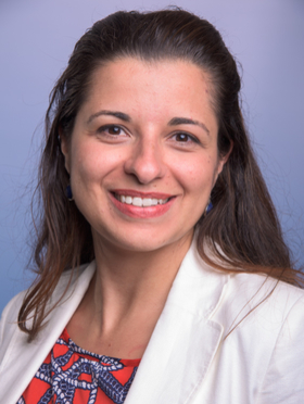 Dr Daniela Ferreira, Reader in Mucosal Infection and Vaccinology and EHPC PI