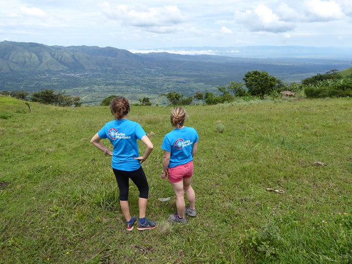 Surveying the Rift Valley (with logos carefully positioned)