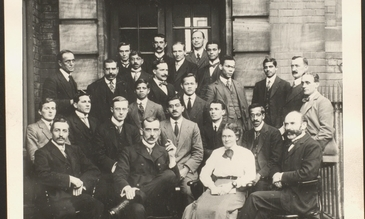 DTMH class of 1913
