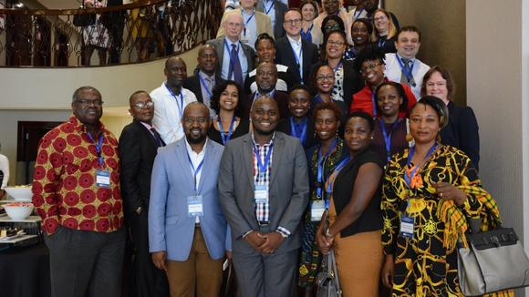 Attendees at the Global Stakeholders Workshop meeting in Nairobi - Photo Credit: African Academy of Sciences